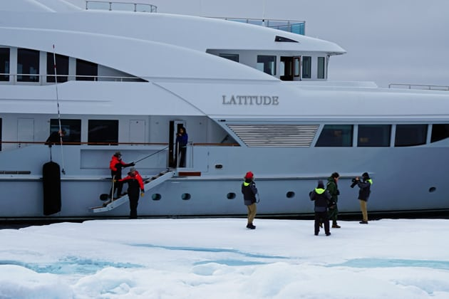 epic Arctic journey