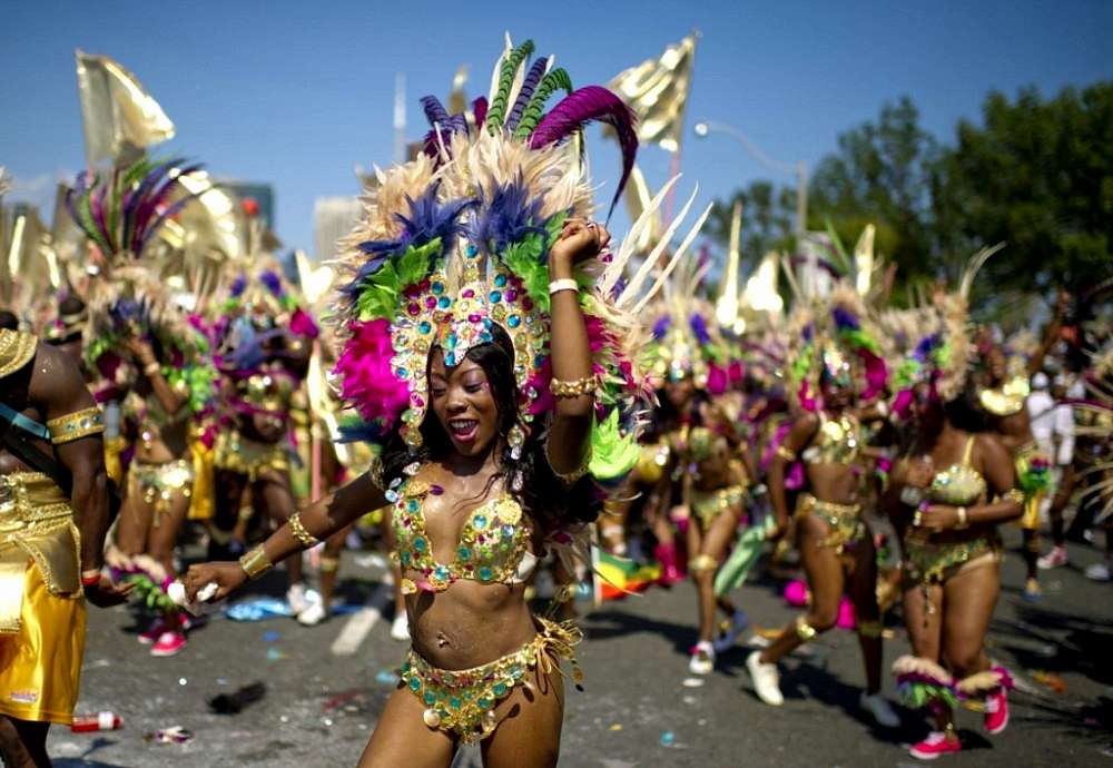 summer festivals in the caribbean