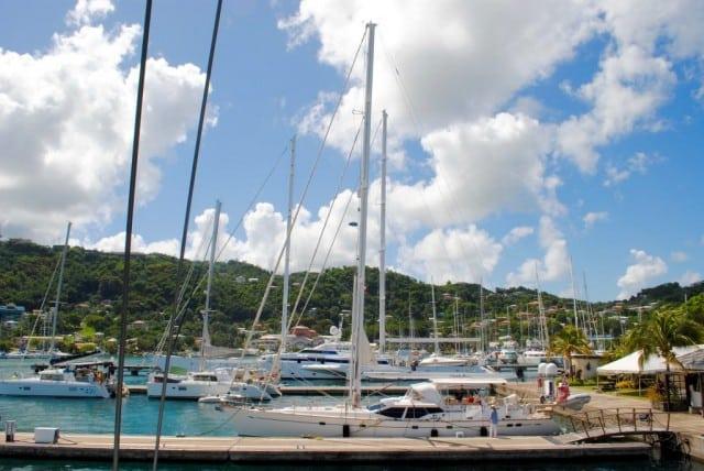 grenada charter yacht show