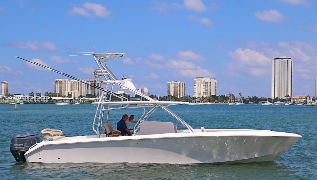 Bahama 37LE Bahama Boat Works 37LE