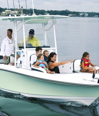 Crevalle Boats