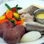 Door County Fish Boil Plate