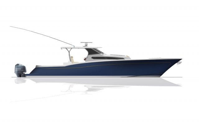 Sea Force IX 41.5 Sport CC