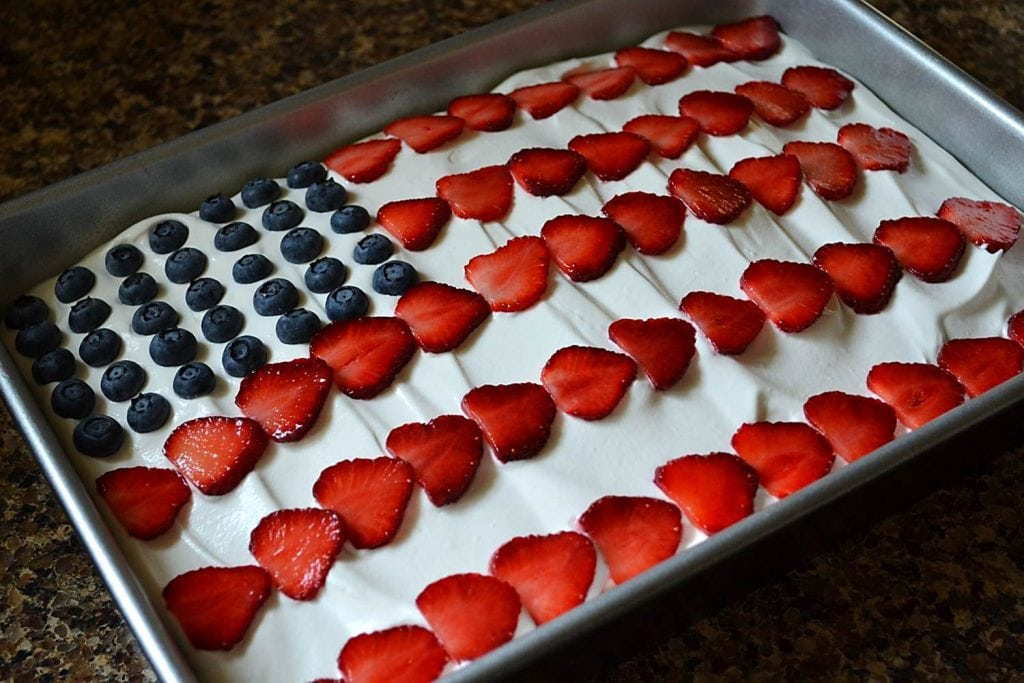 Flag friendly food is what you need to make aboard this 4th of July
