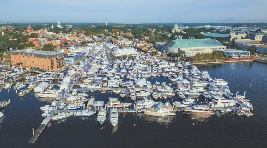 Annapolis boat shows southern boating for Annapolis fishing charters