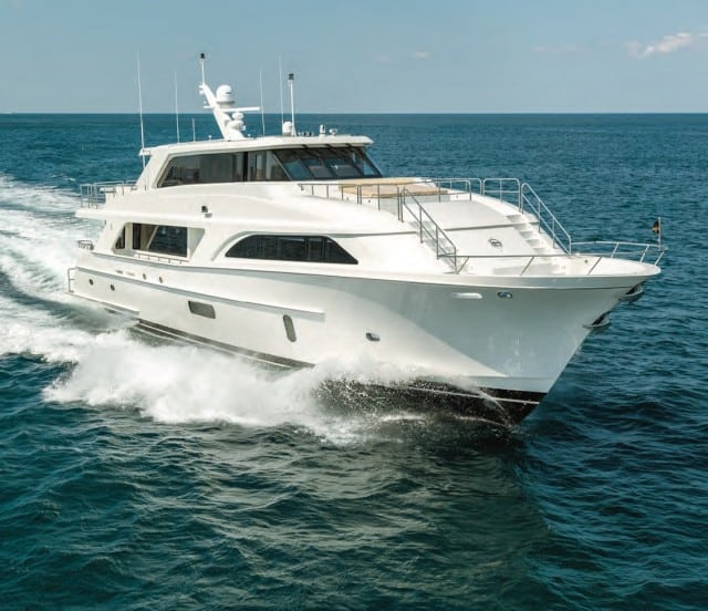 Cheoy Lee Global 104 Pilothouse
