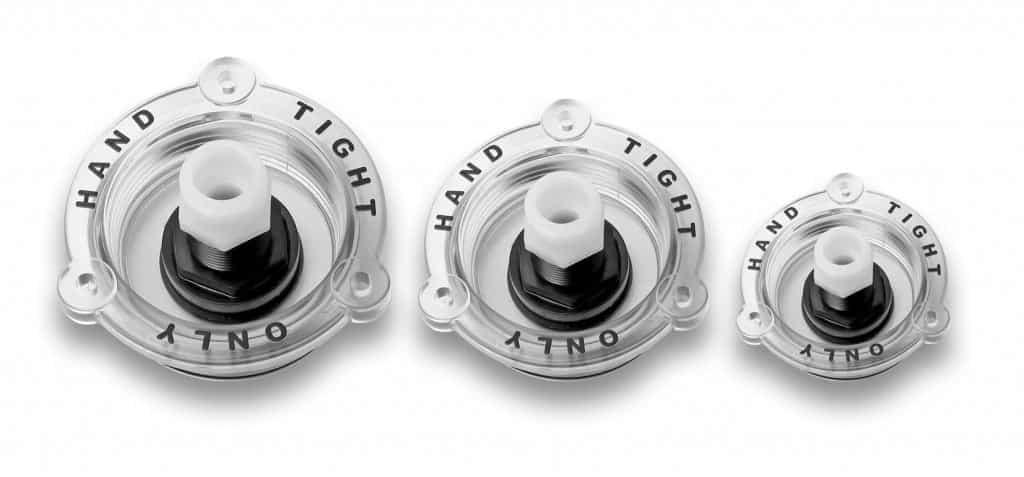 Trac Flushcaps