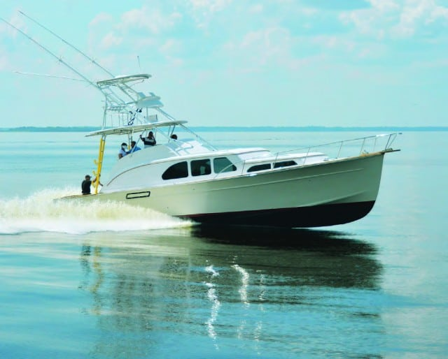 Huckins Sportfisherman 45