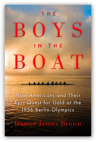 The Boys in the Boat Top Five Boat Books