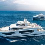 Horizon FD Series, Fast Displacement, Horizon Yachts,