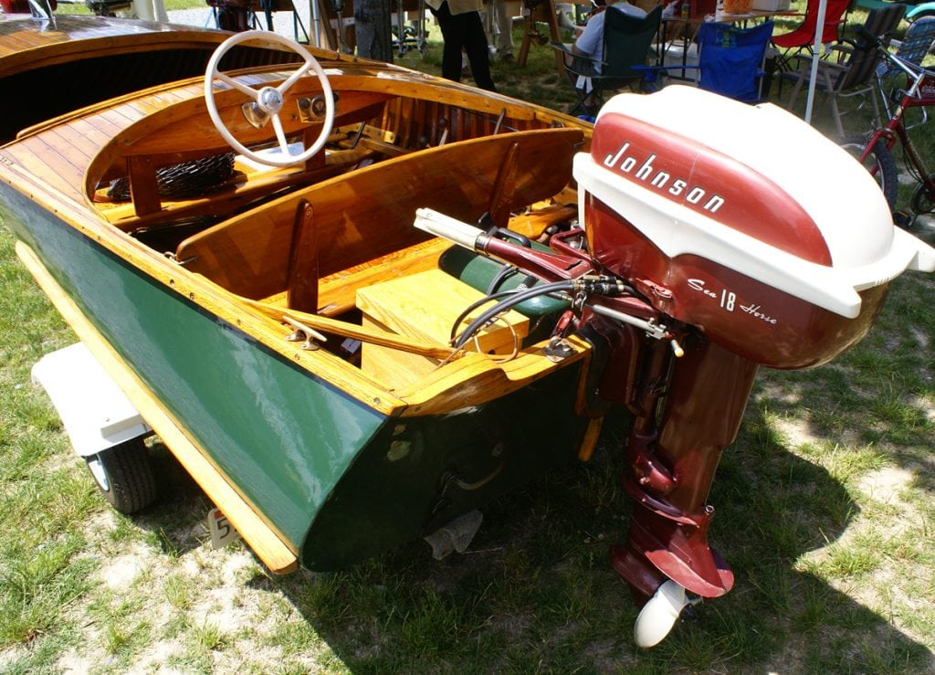 outer banks wooden boat show