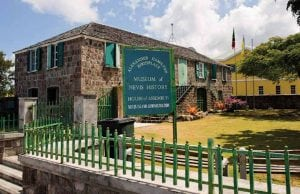 Hamilton History House in Nevis