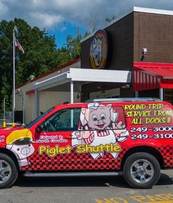 piglet Shuttle in Oriental, North Carolina