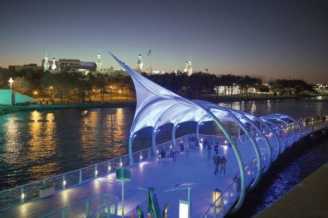 Riverwalk Canopy in Tampa, FL