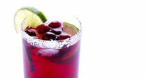 Cranberry-Margarita