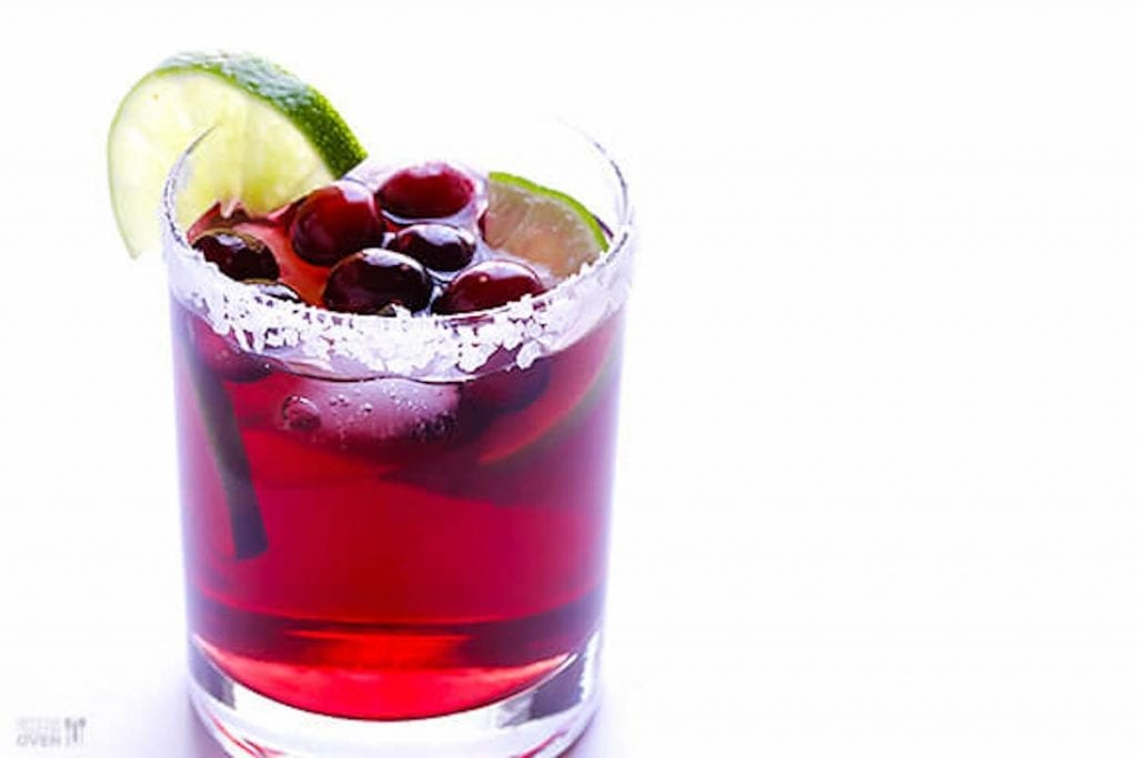 Cranberry-Margarita