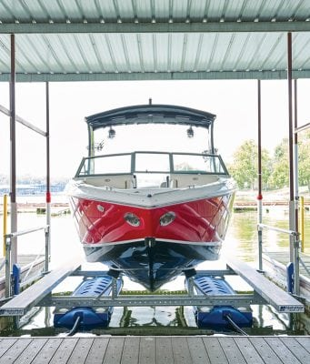 he most common misconception about boat lifts is that they are too expensive,