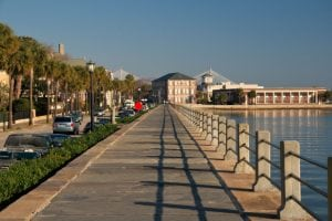 Charleston, South Carolina is on my coastal city wishlist