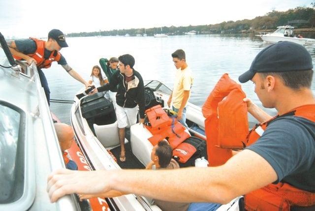 Coast Guard Safety Check