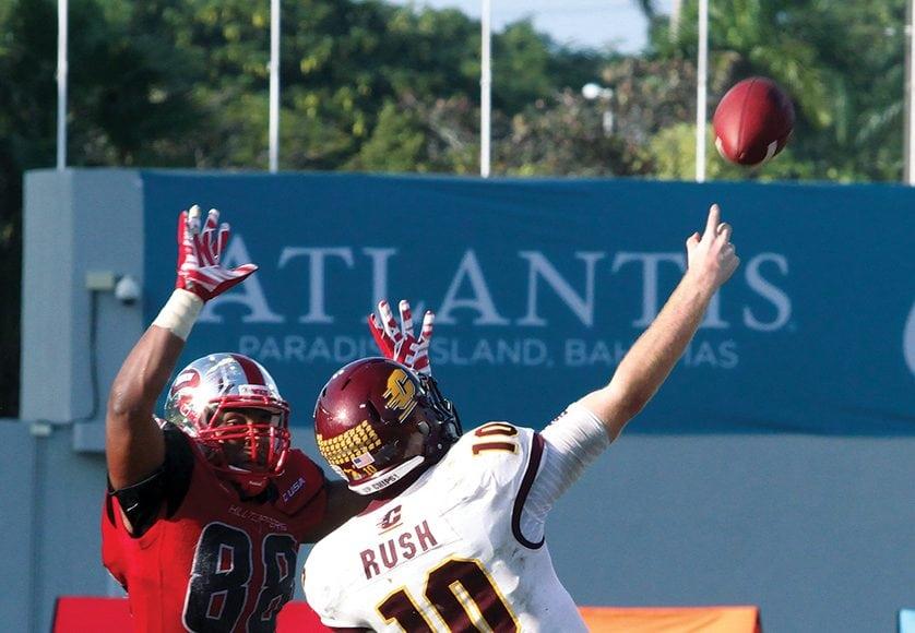 Popeyes, Bahamas Bowl, Football, Nassau, The Bahamas
