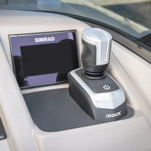 Evinrude, iDock, joystick, position control, steering, rudders,