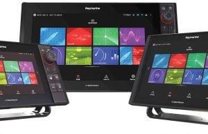 Raymarine Axiom, Raymarine, axiom pro, mFD, multifunction display, sonar