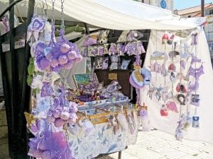 Lavender,Bisovo Blue Cave, Cruising Croatia, charter in Croatia