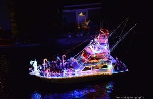 boat parades, winterfest, winterfest boat parade, boats, lights,