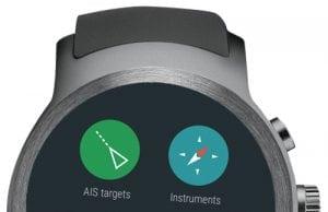 vesper marine, app, smartwatch, AIS, tracking, free app, marine app, technology