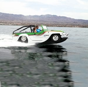 Water Car in the Southern Boating Holiday Gift Guide