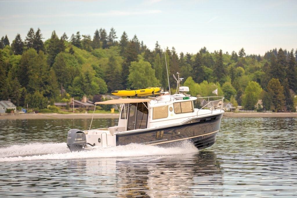 Ranger Tugs 27