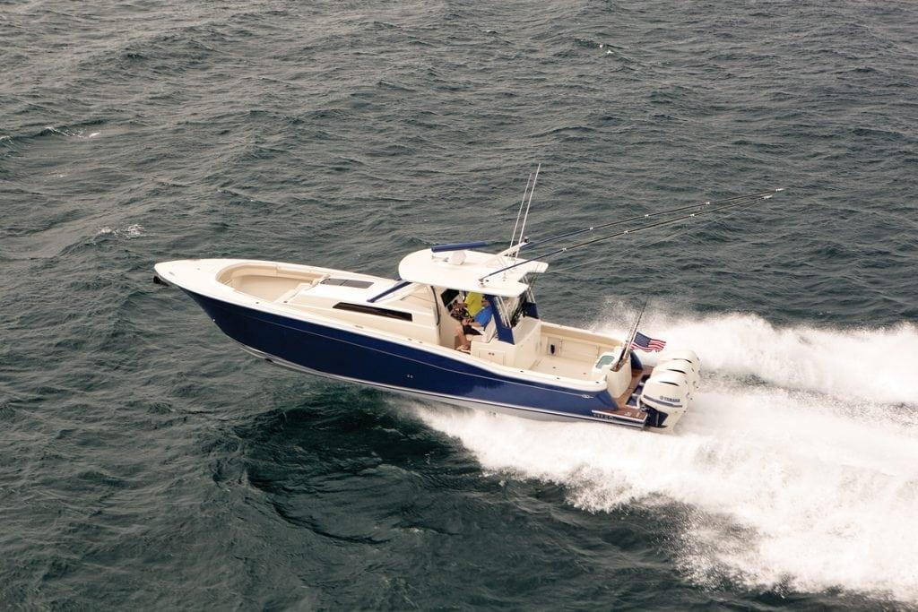Sea Force IX 41.5