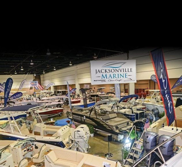 Jacksonville Boat Show, Jacksonville, Florida, Prime Osborn Convention Center, 71st Annual