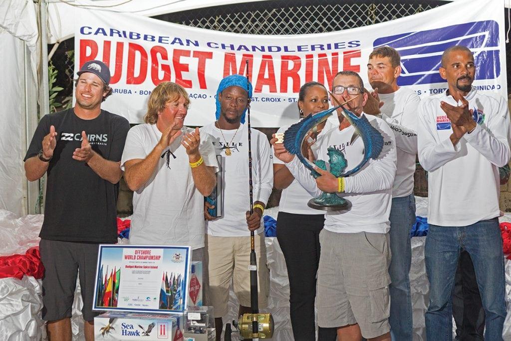 Budget Marine Spice Island Billfish Tournament, Budget Marine, Spice Island, Caribbean, Guy Harvery, IGFA, International Game Fishing Association, Quepos Costa Rica, Grenada, Grenada Yacht Club