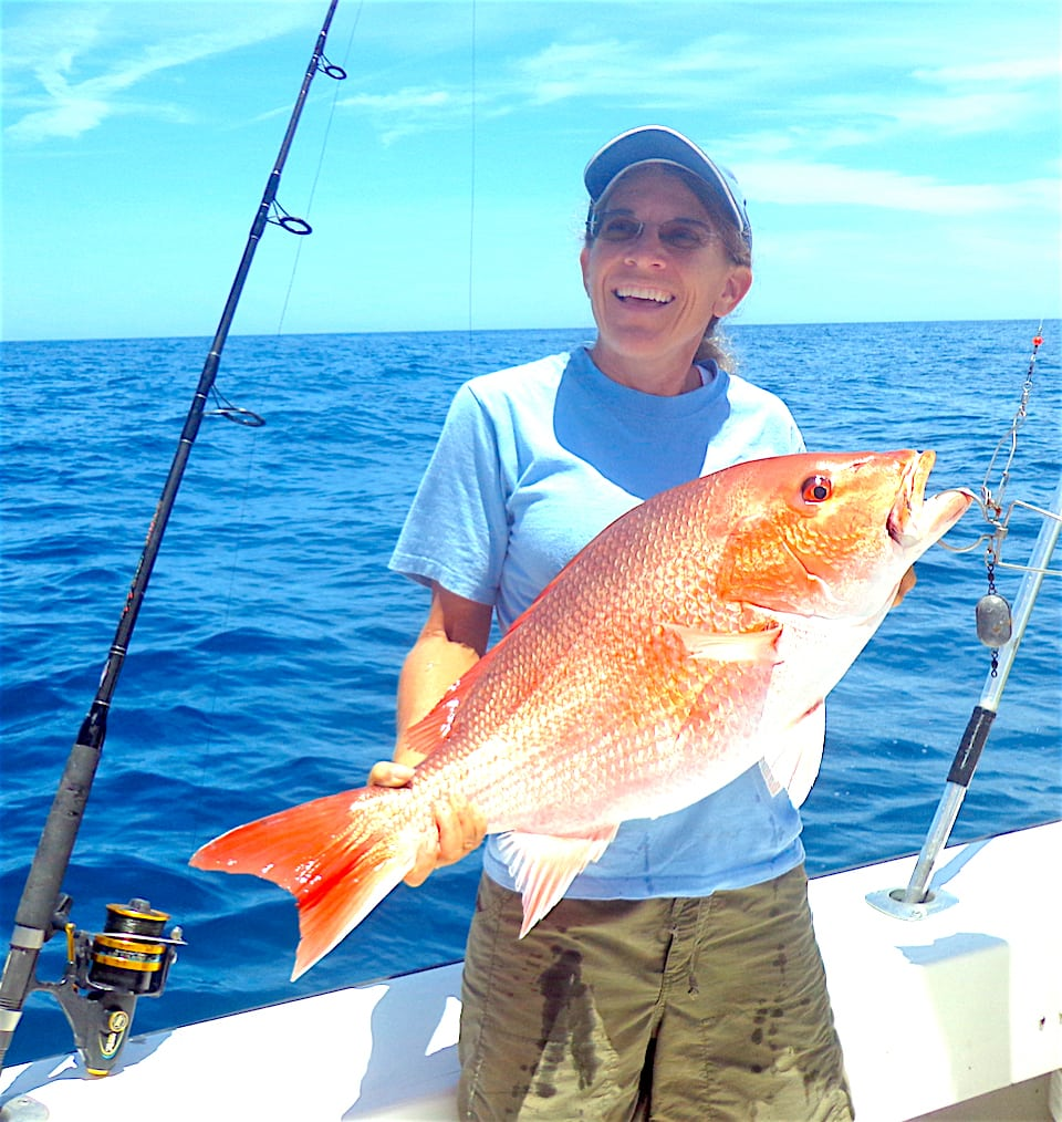 Red Snapper count, red snapper legislation,