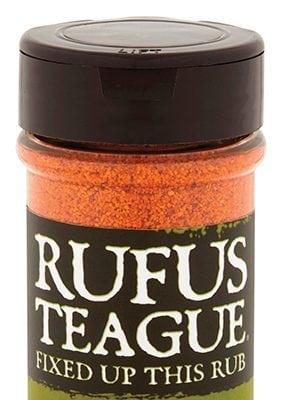 Rufus Teague sauces and rubs