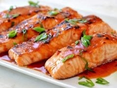Spicy Soy Chili Fish