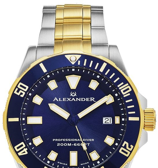 Alexander Swiss-Made Watch
