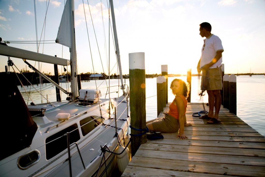 Chartering in The Bahamas