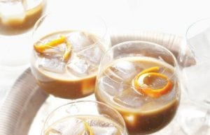 coffee rum punch