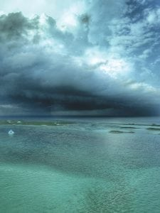 Bad weather off Bell-Island,-the-Exumas_storm_-Photo-by-Daniel-Piraino_RT