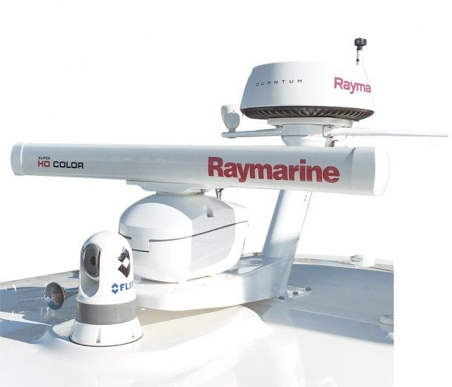 uses for radar, Raymarine Radar, on my radar, lifesaving radar, Quantum Radar, electronics, CHIRP, doppler, technology
