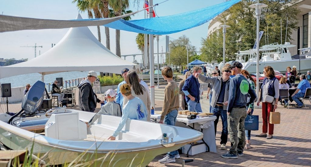 Savannah Boat Show