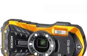 RICOH, camera, gear RICOH camera, waterproof camera