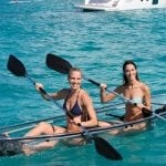 See it all in the Crystal Explorer Kayak