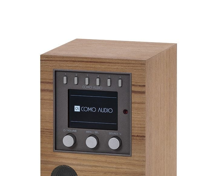 Como Audio's Amico Portable Music System is perfect for your boat.