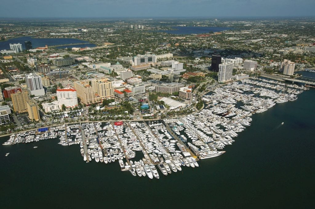 33rd Palm Beach Boat Show