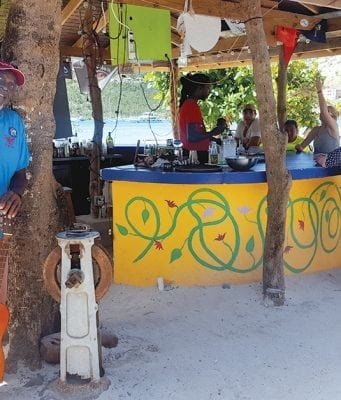 Whats open in the BVI