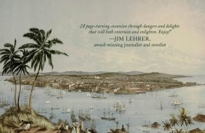 This is an image of the historical non-fiction novel Harbor of Spies, by Robin Lloyd.