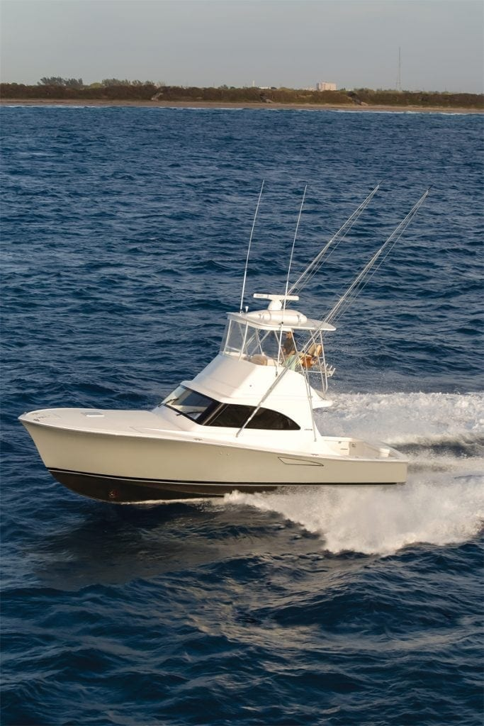 Which is king? Sportfish or center console?